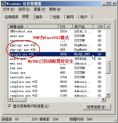 MySQL自动配置好安全
